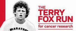 Terry Fox Run – Sept 28